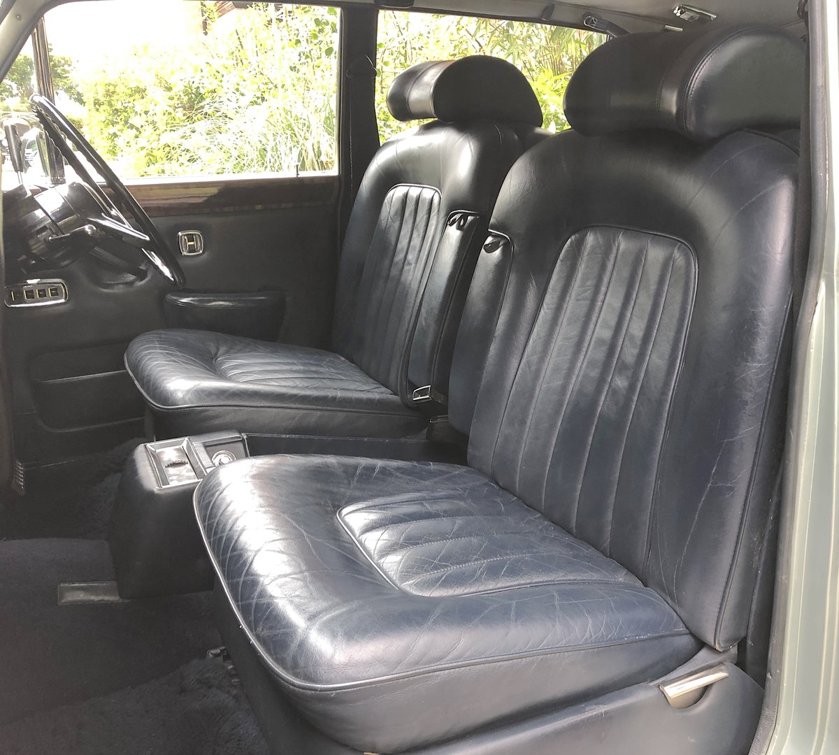 1979 ROLLS ROYCE SILVER WRAITH II 18K MILES 1 OWNER 35 YEARS For Sale (picture 5 of 6)