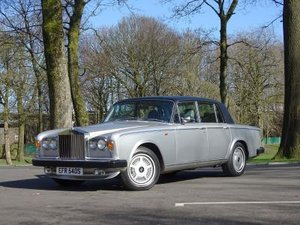 1977 Rolls-Royce Silver Shadow II For Sale by Auction