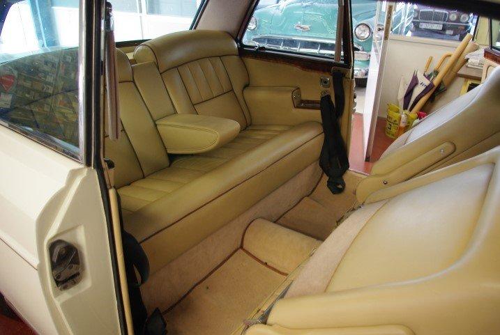 1978 RR corniche coupe sun roof 1973 For Sale (picture 5 of 6)