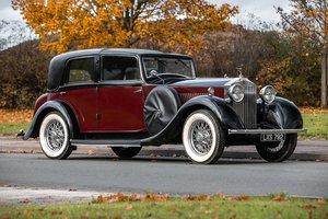 1935 Rolls-Royce 20-25 Fiol Sedanca