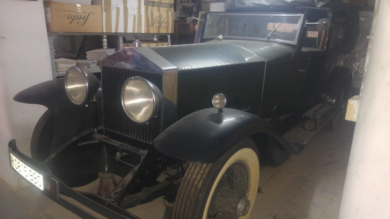 1926 Rr phantom i sedanca de ville For Sale (picture 1 of 6)