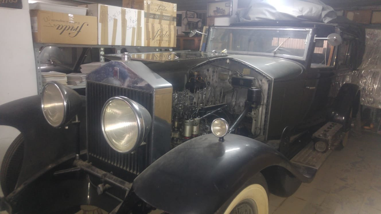 1926 Rr phantom i sedanca de ville For Sale (picture 2 of 6)