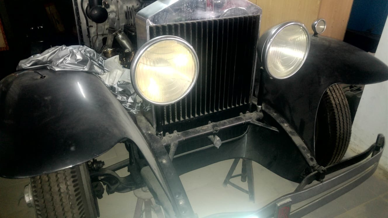 1926 Rr phantom i sedanca de ville For Sale (picture 6 of 6)