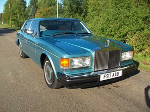 1989 ROLLS-ROYCE SILVER SPIRIT For Sale