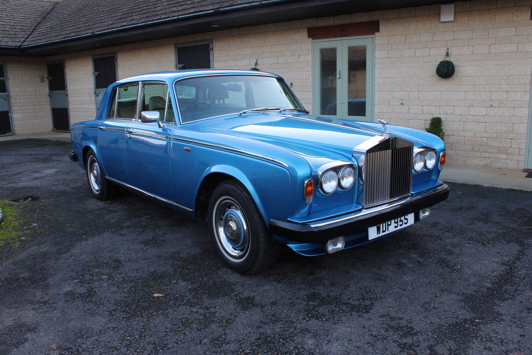 1979 ROLLS ROYCE SILVER SHADOW 2 – 86,000 MILES  For Sale (picture 1 of 20)