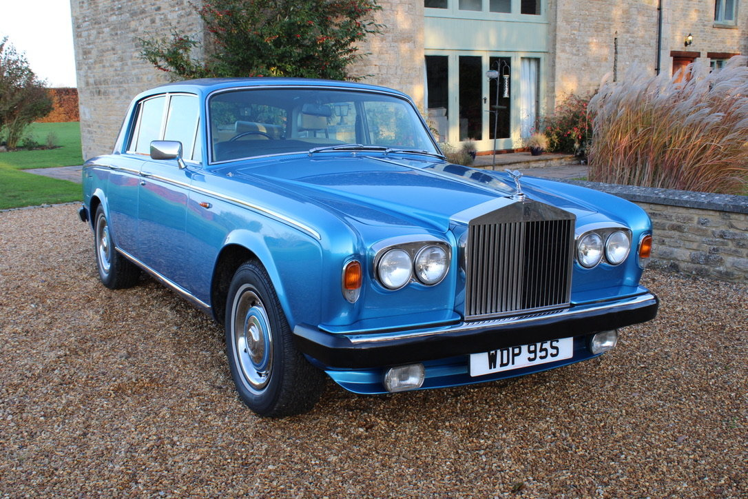1979 ROLLS ROYCE SILVER SHADOW 2 – 86,000 MILES  For Sale (picture 2 of 20)
