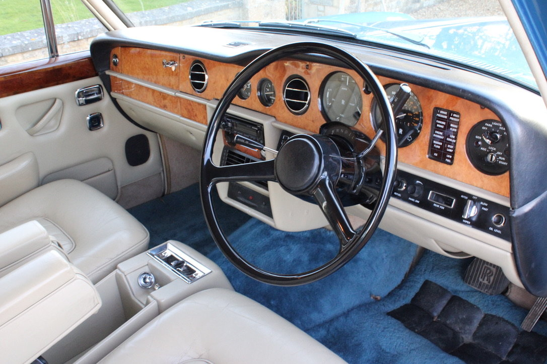 1979 ROLLS ROYCE SILVER SHADOW 2 – 86,000 MILES  For Sale (picture 4 of 20)