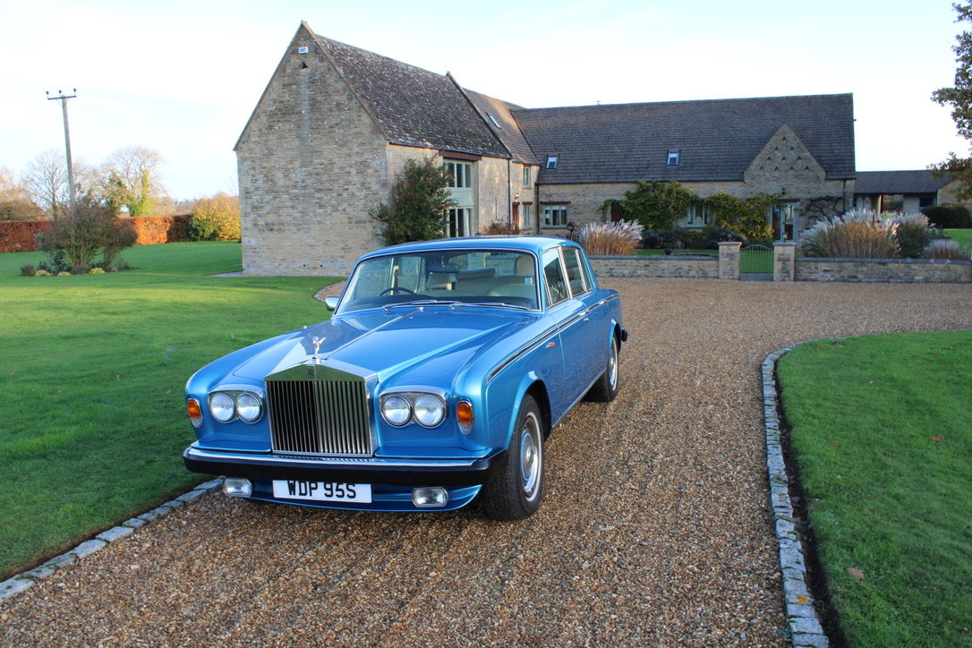 1979 ROLLS ROYCE SILVER SHADOW 2 – 86,000 MILES  For Sale (picture 8 of 20)