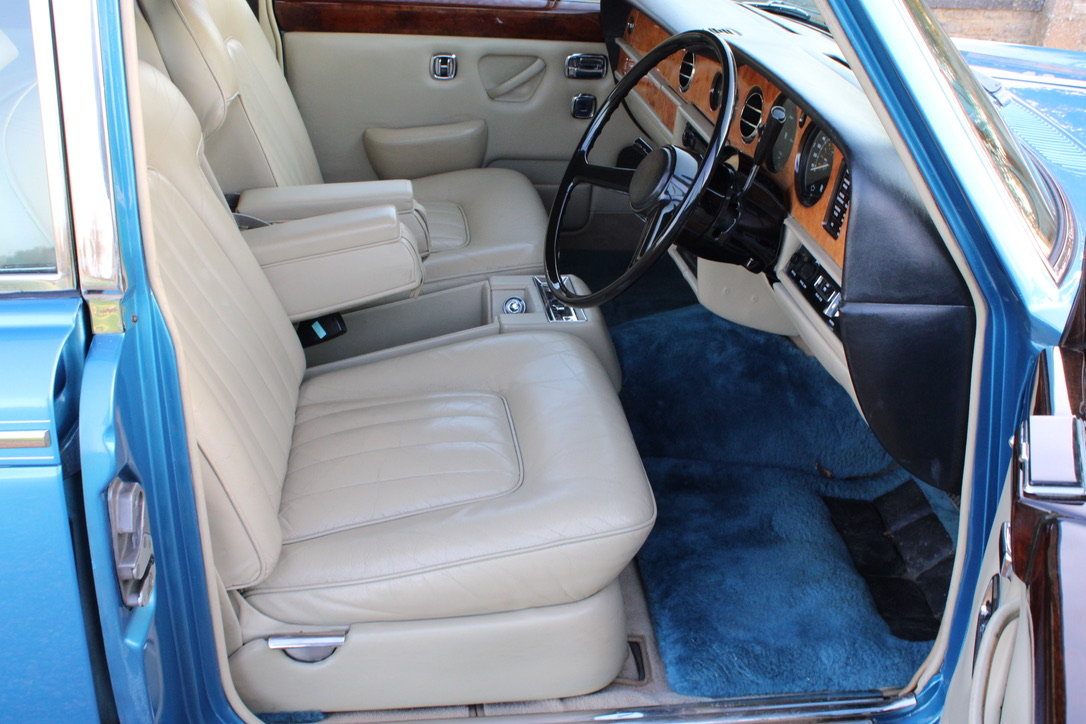 1979 ROLLS ROYCE SILVER SHADOW 2 – 86,000 MILES  For Sale (picture 14 of 20)