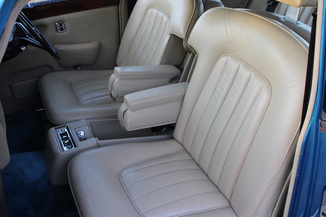 1979 ROLLS ROYCE SILVER SHADOW 2 – 86,000 MILES  For Sale (picture 15 of 20)