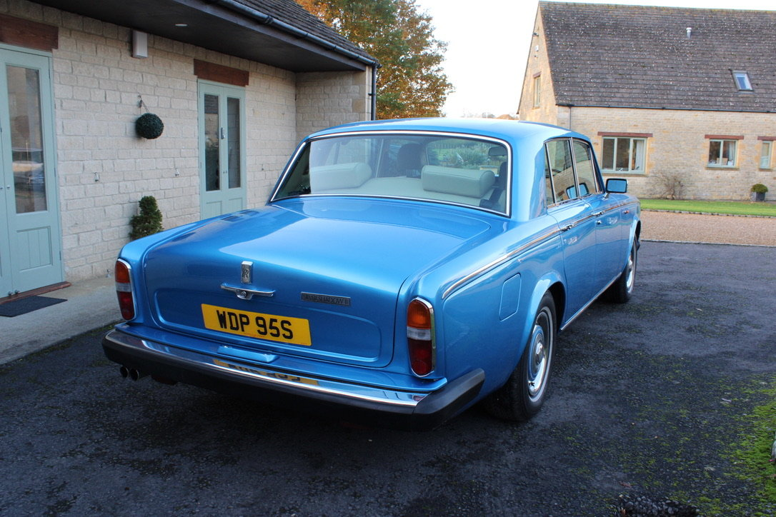 1979 ROLLS ROYCE SILVER SHADOW 2 – 86,000 MILES  For Sale (picture 16 of 20)