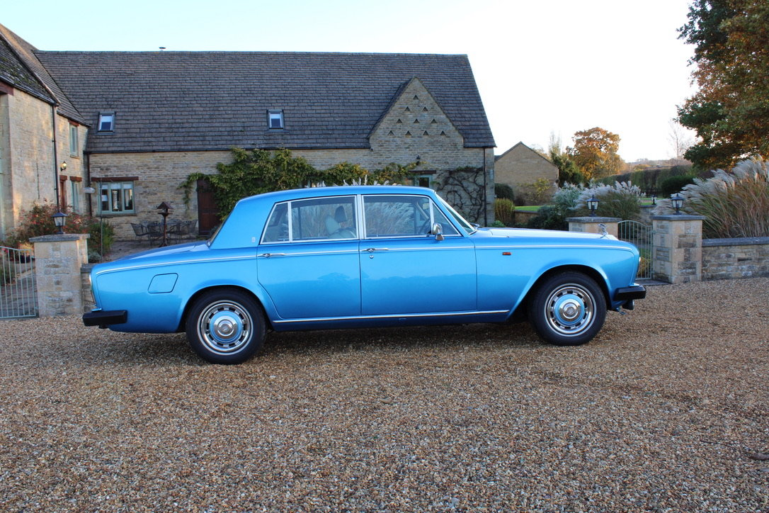 1979 ROLLS ROYCE SILVER SHADOW 2 – 86,000 MILES  For Sale (picture 17 of 20)