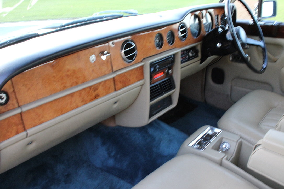 1979 ROLLS ROYCE SILVER SHADOW 2 – 86,000 MILES  For Sale (picture 19 of 20)