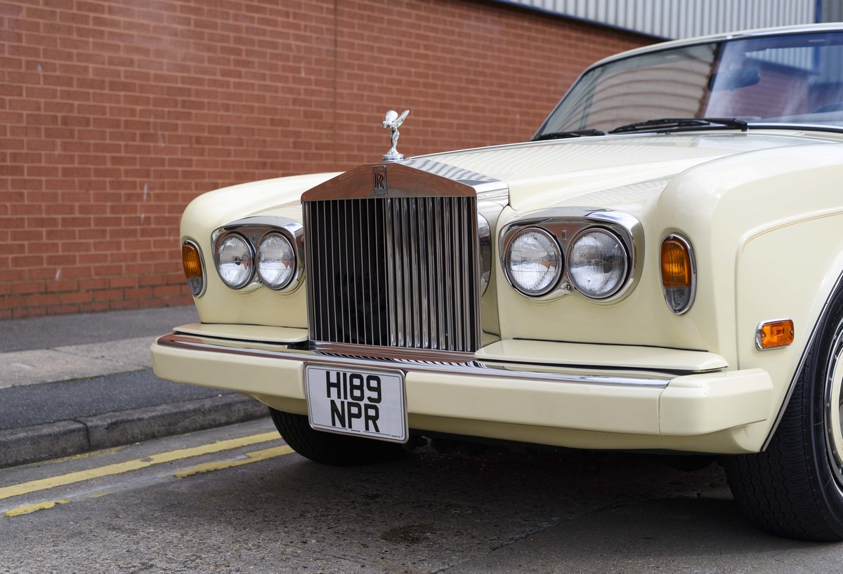 1991 Rolls-Royce Corniche III Convertible for sale in London For Sale (picture 12 of 23)