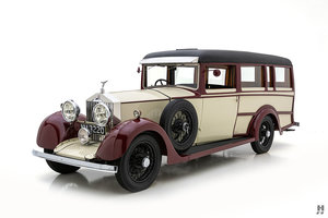 1930 ROLLS-ROYCE 20/25HP SHOOTING BRAKE For Sale