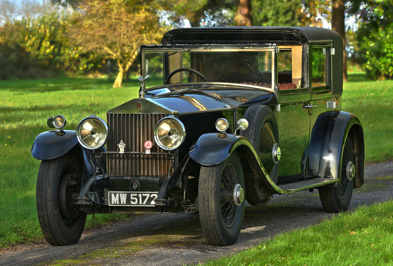 1928 Rolls Royce Phantom 1 by Hill & Boll of Yeovil For Sale (picture 1 of 6)