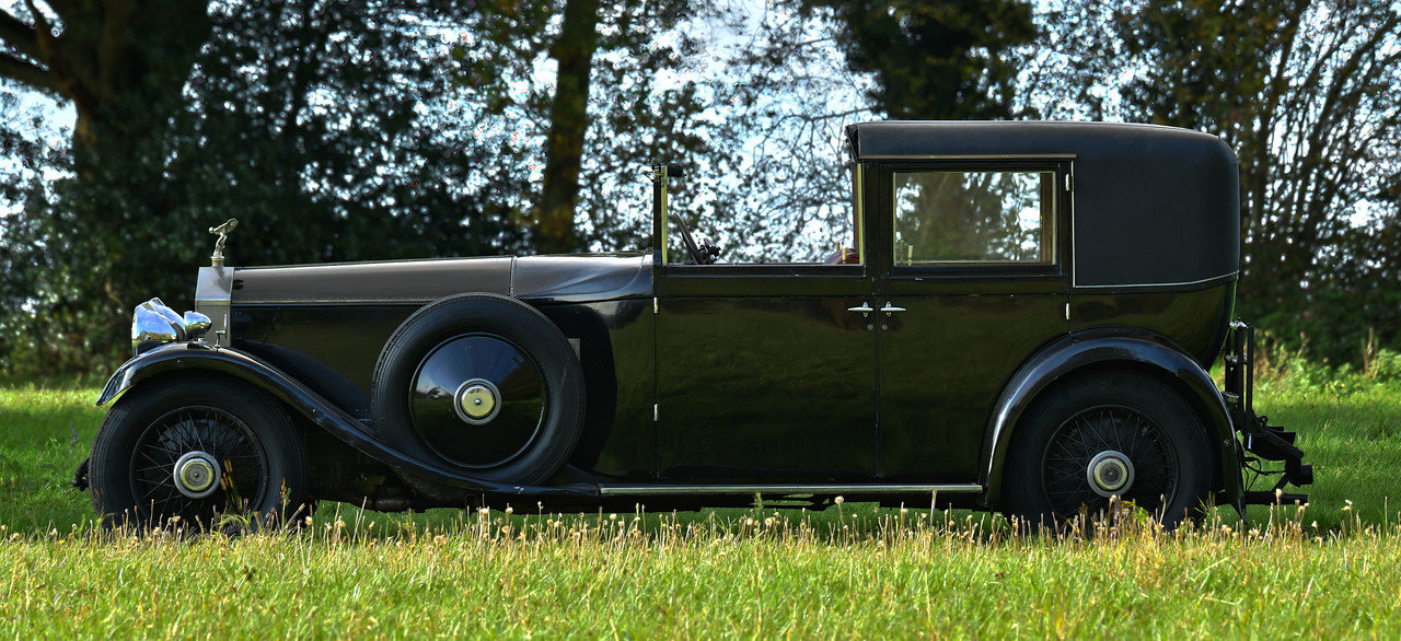 1928 Rolls Royce Phantom 1 by Hill & Boll of Yeovil For Sale (picture 2 of 6)