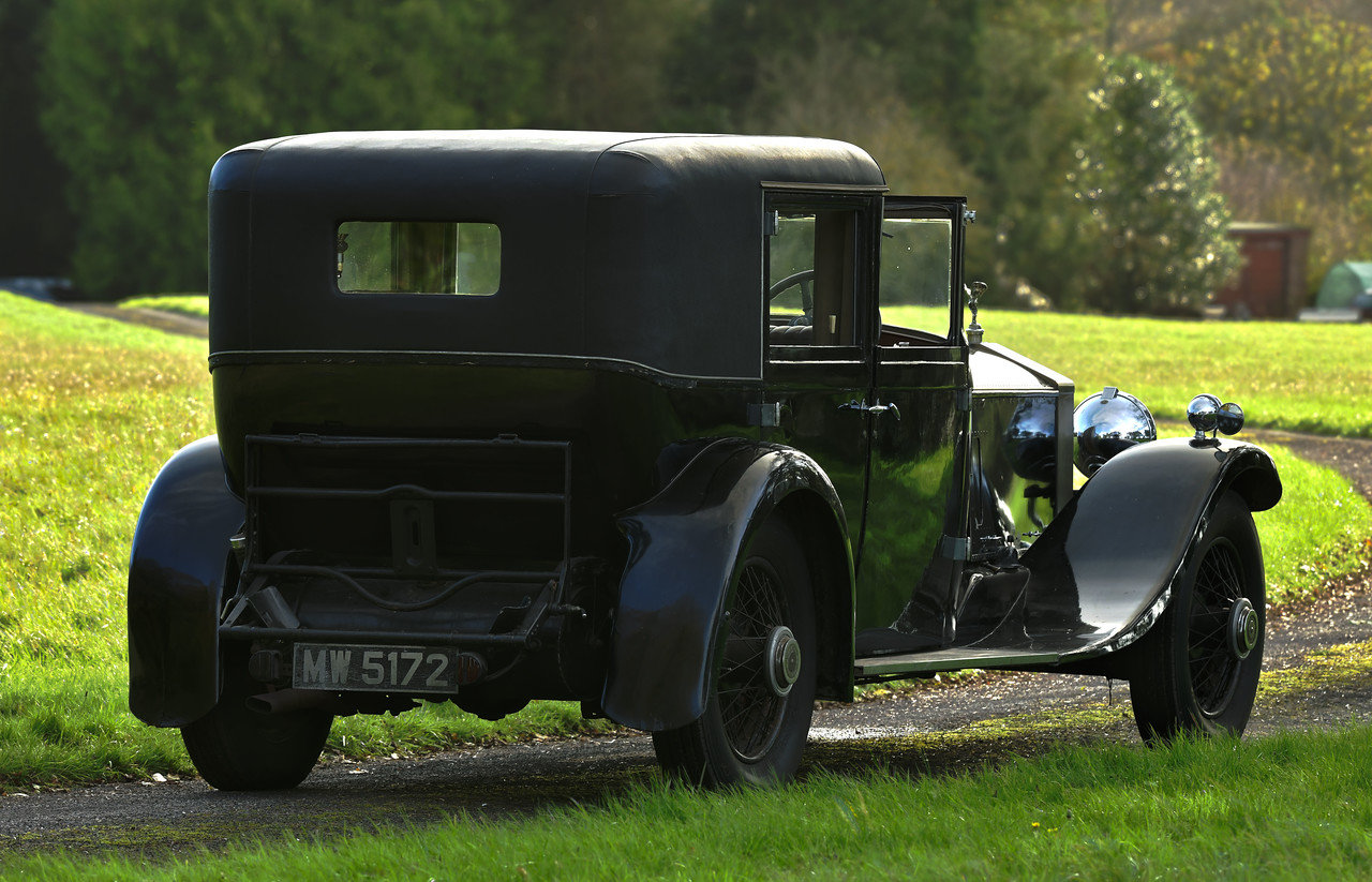 1928 Rolls Royce Phantom 1 by Hill & Boll of Yeovil For Sale (picture 3 of 6)