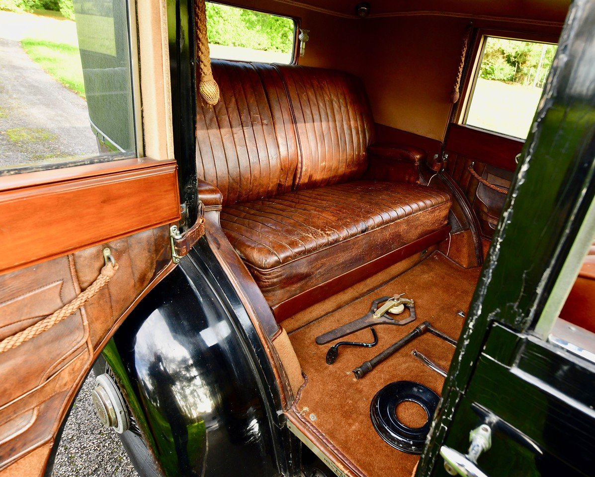 1928 Rolls Royce Phantom 1 by Hill & Boll of Yeovil For Sale (picture 5 of 6)