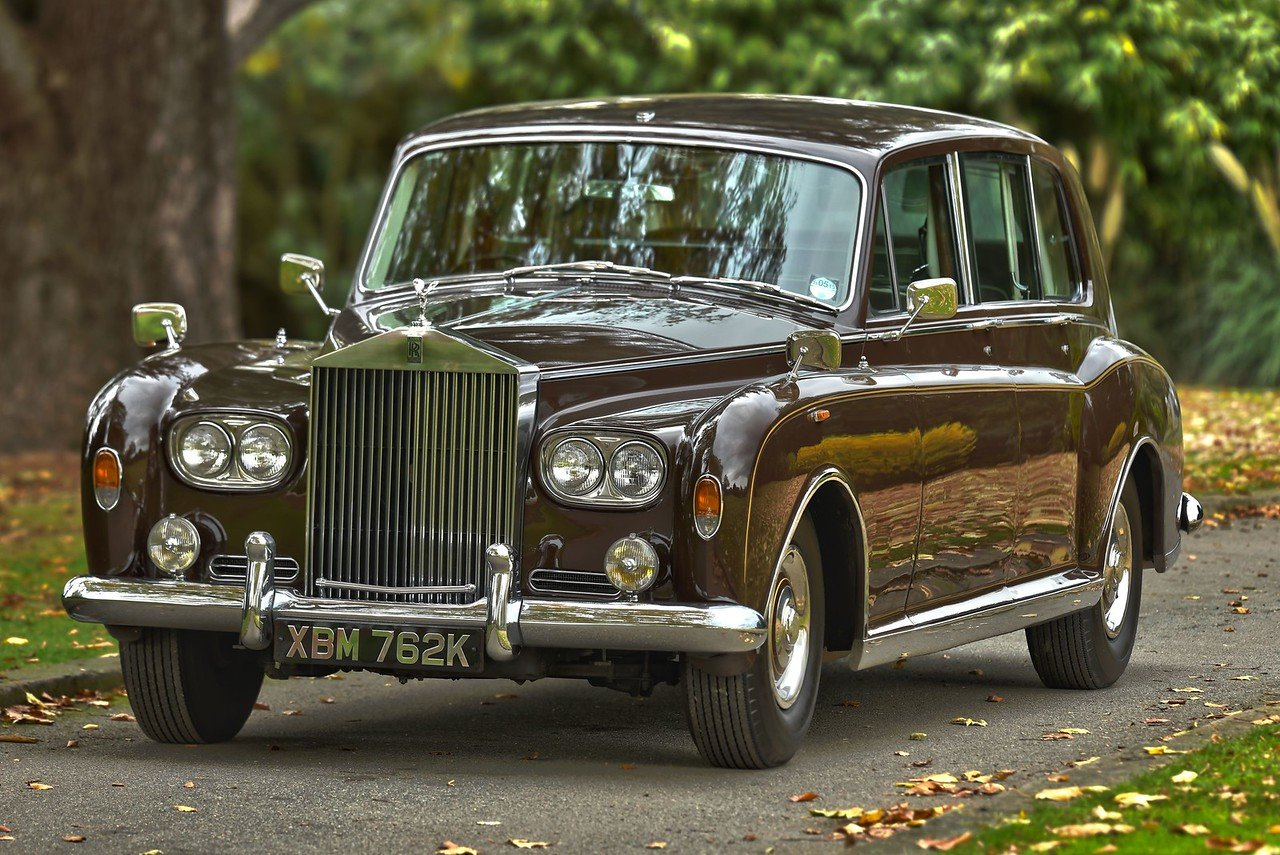 1972 Rolls-Royce Phantom VI Enclosed Limousine For Sale (picture 1 of 6)