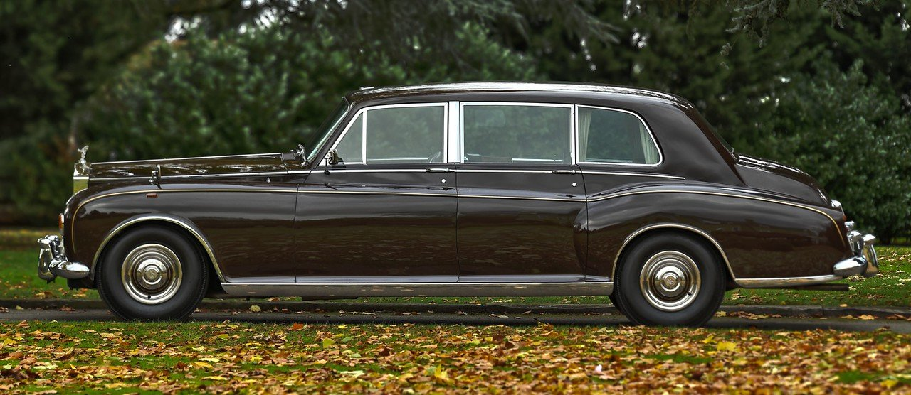 1972 Rolls-Royce Phantom VI Enclosed Limousine For Sale (picture 2 of 6)