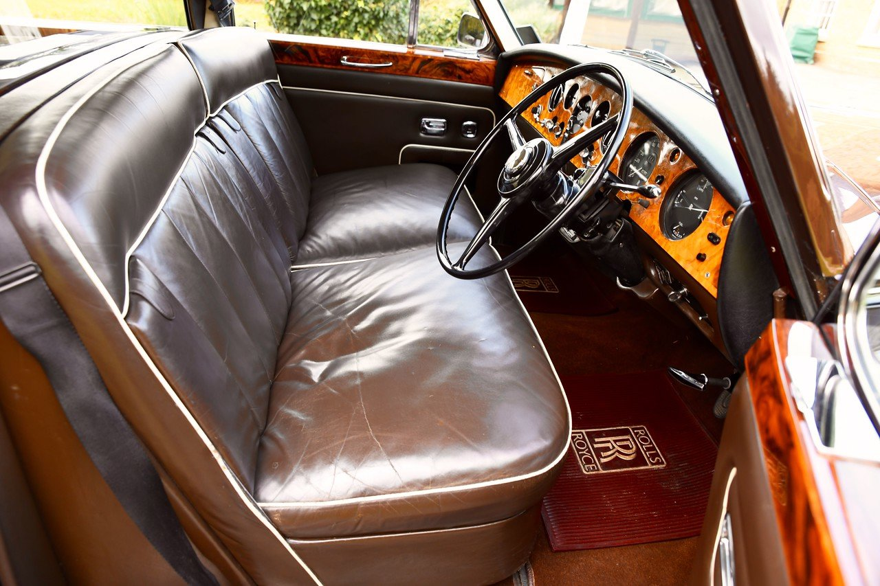 1972 Rolls-Royce Phantom VI Enclosed Limousine For Sale (picture 5 of 6)