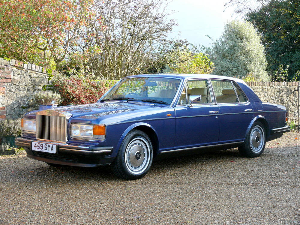 1990 Rolls-Royce Silver Spirit 2 For Sale (picture 1 of 6)