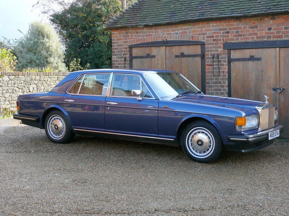 1990 Rolls-Royce Silver Spirit 2 For Sale (picture 4 of 6)