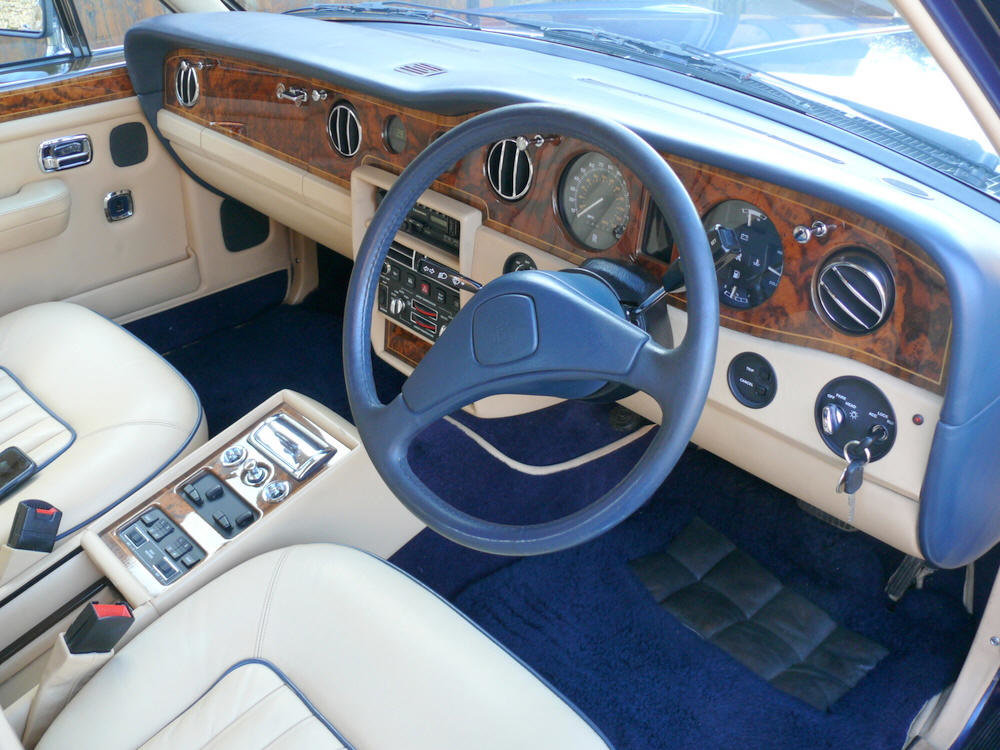 1990 Rolls-Royce Silver Spirit 2 For Sale (picture 5 of 6)