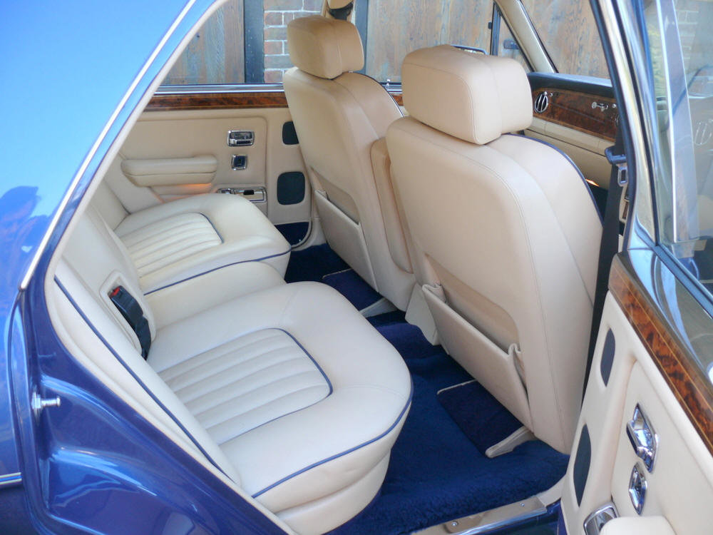 1990 Rolls-Royce Silver Spirit 2 For Sale (picture 6 of 6)