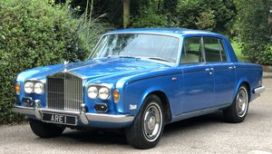1975 Rolls Royce Silver Shadow For Sale