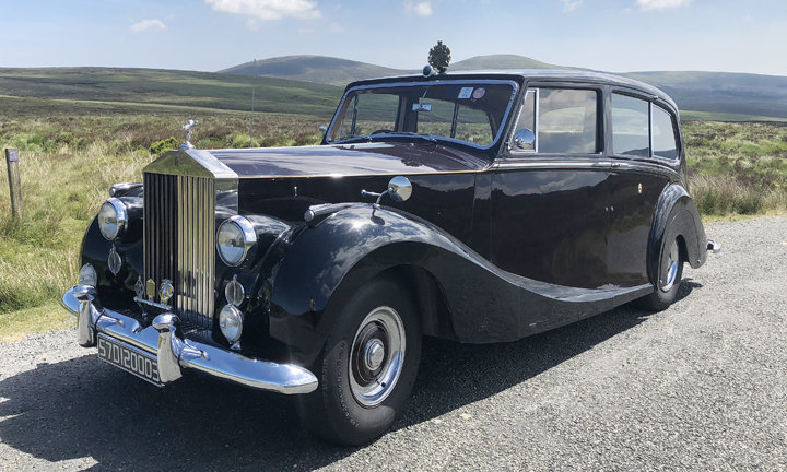 1957 Rolls Royce Silver Wraith (Ex Royal Family Car) For Sale (picture 1 of 5)