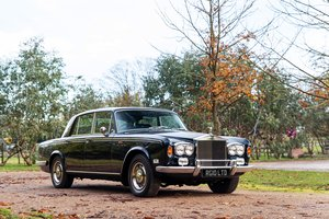 1976 (P) Rolls Royce Silver Shadow 1 - Ex Jamiroquai For Sale