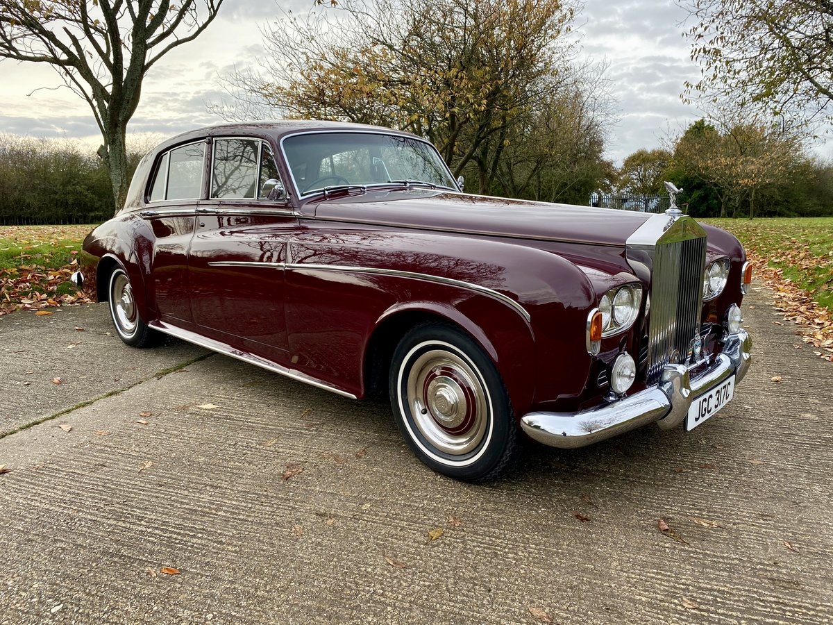 1965 Rolls Royce Silver Cloud III For Sale (picture 1 of 6)
