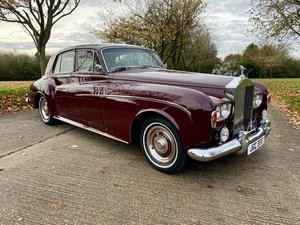 1965 Rolls Royce Silver Cloud III For Sale