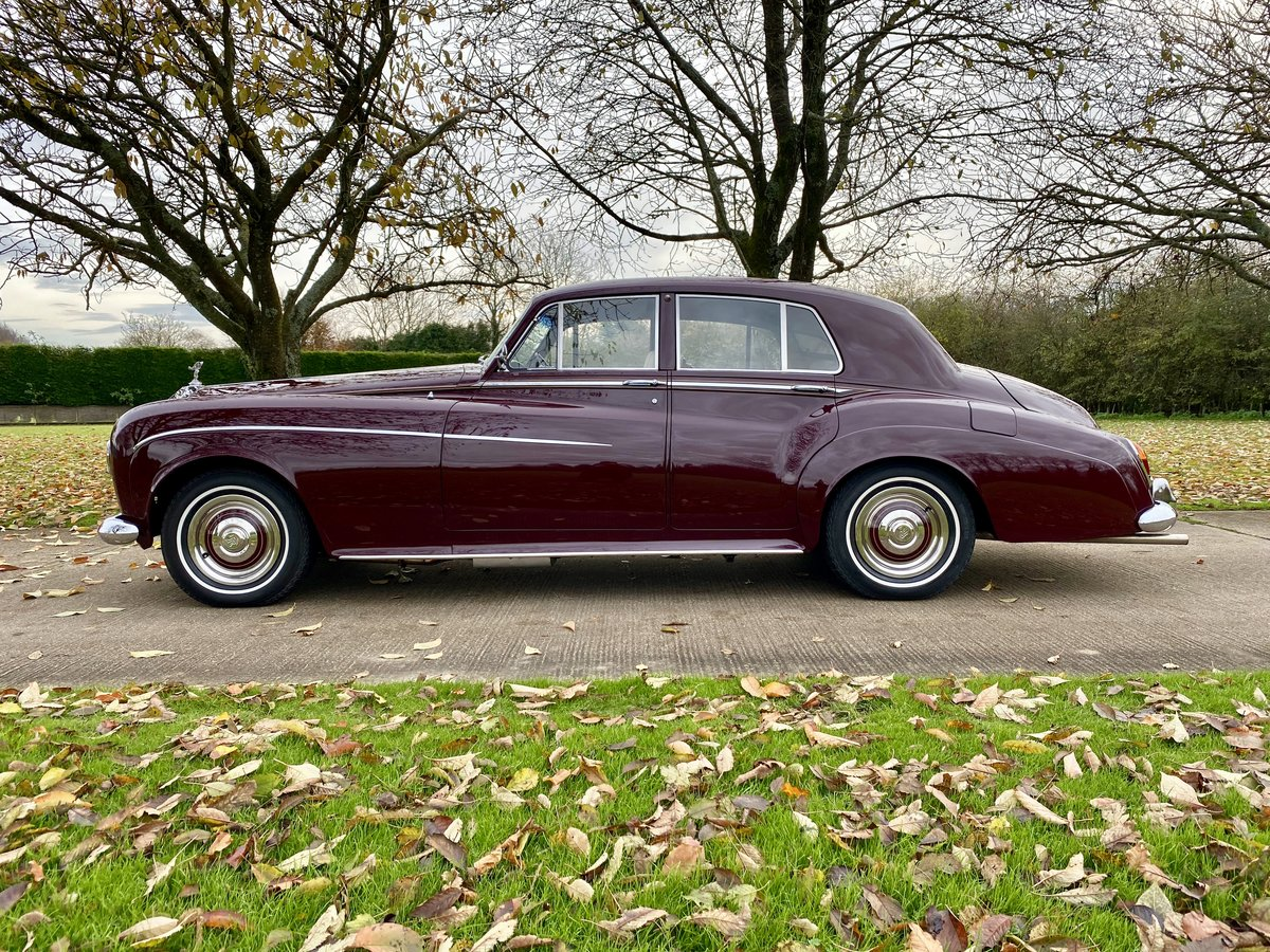 1965 Rolls Royce Silver Cloud III For Sale (picture 3 of 6)
