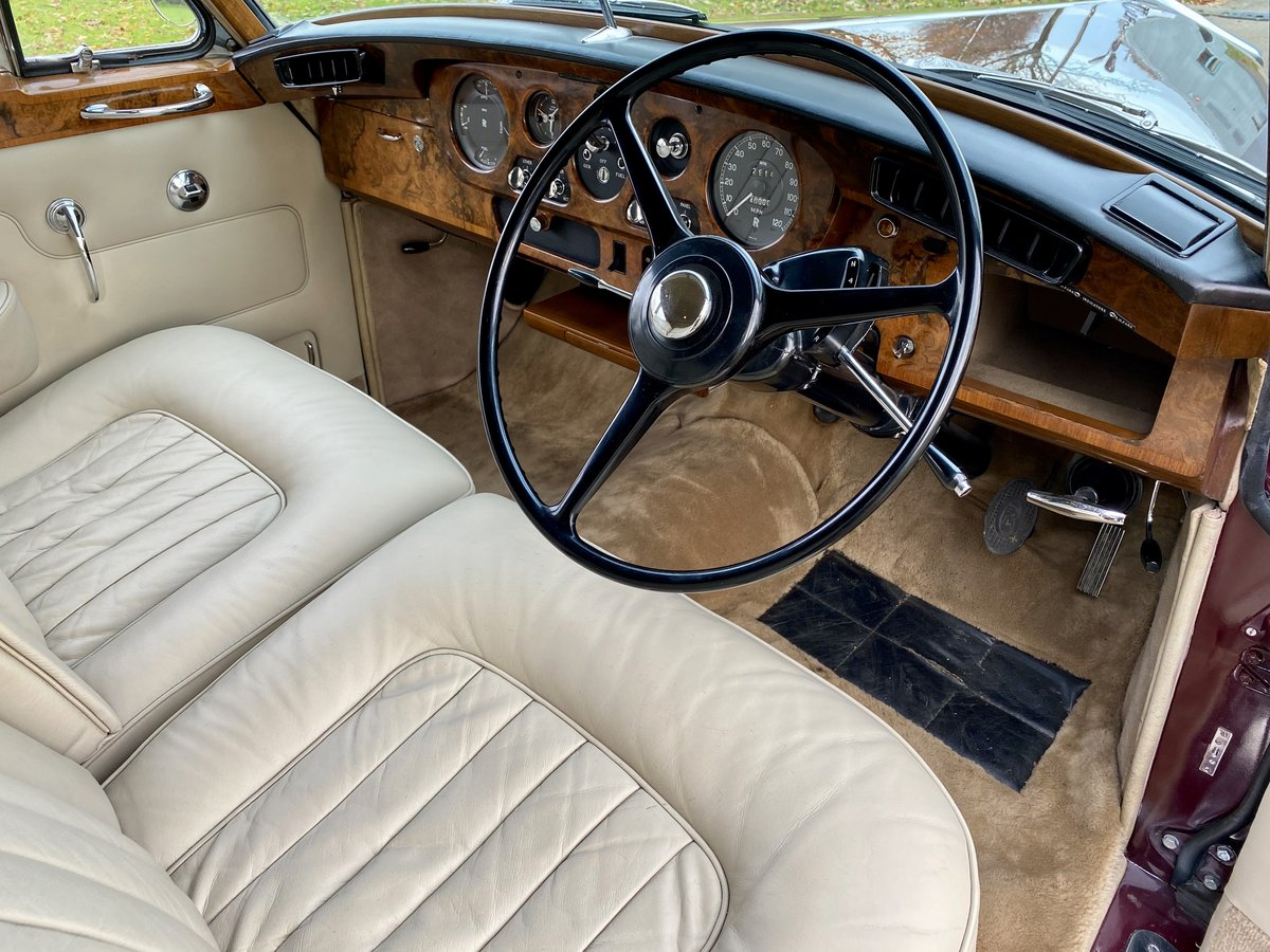 1965 Rolls Royce Silver Cloud III For Sale (picture 4 of 6)