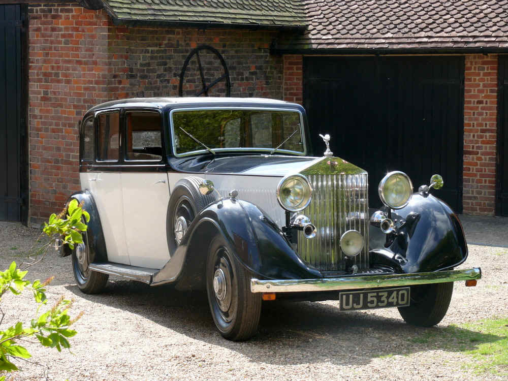 1935 Rolls Royce 20/25 SportsSaloon By Thrupp & Maberly  For Sale (picture 1 of 6)