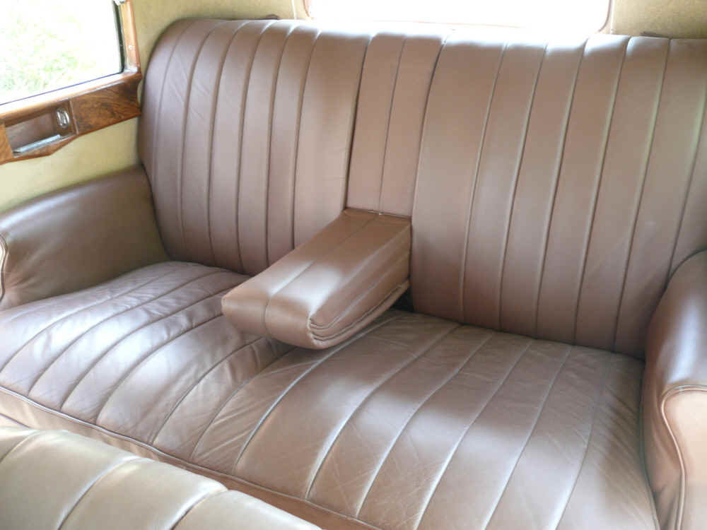 1935 Rolls Royce 20/25 SportsSaloon By Thrupp & Maberly  For Sale (picture 6 of 6)
