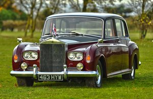 Picture of 1960 Rolls Royce Phantom V Park Ward Limousine. For Sale