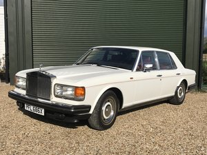 1981 Rolls Royce Silver Spirit
