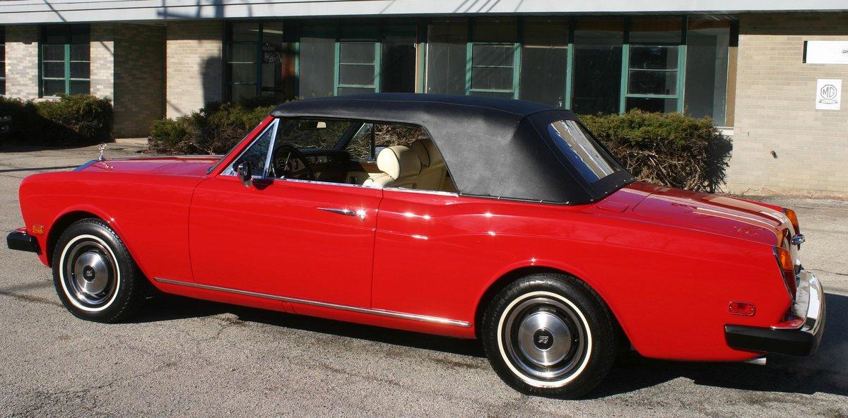 1973 Rolls Royce Corniche SOLD (picture 2 of 6)