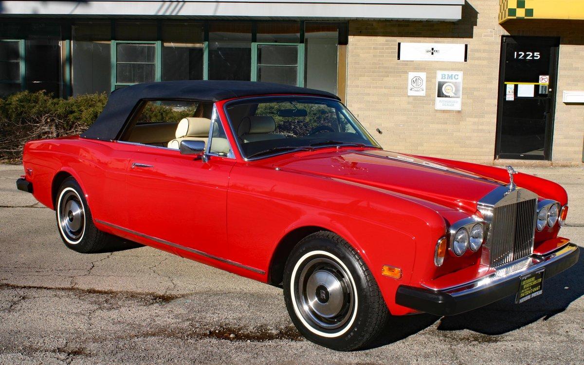 1973 Rolls Royce Corniche SOLD (picture 3 of 6)