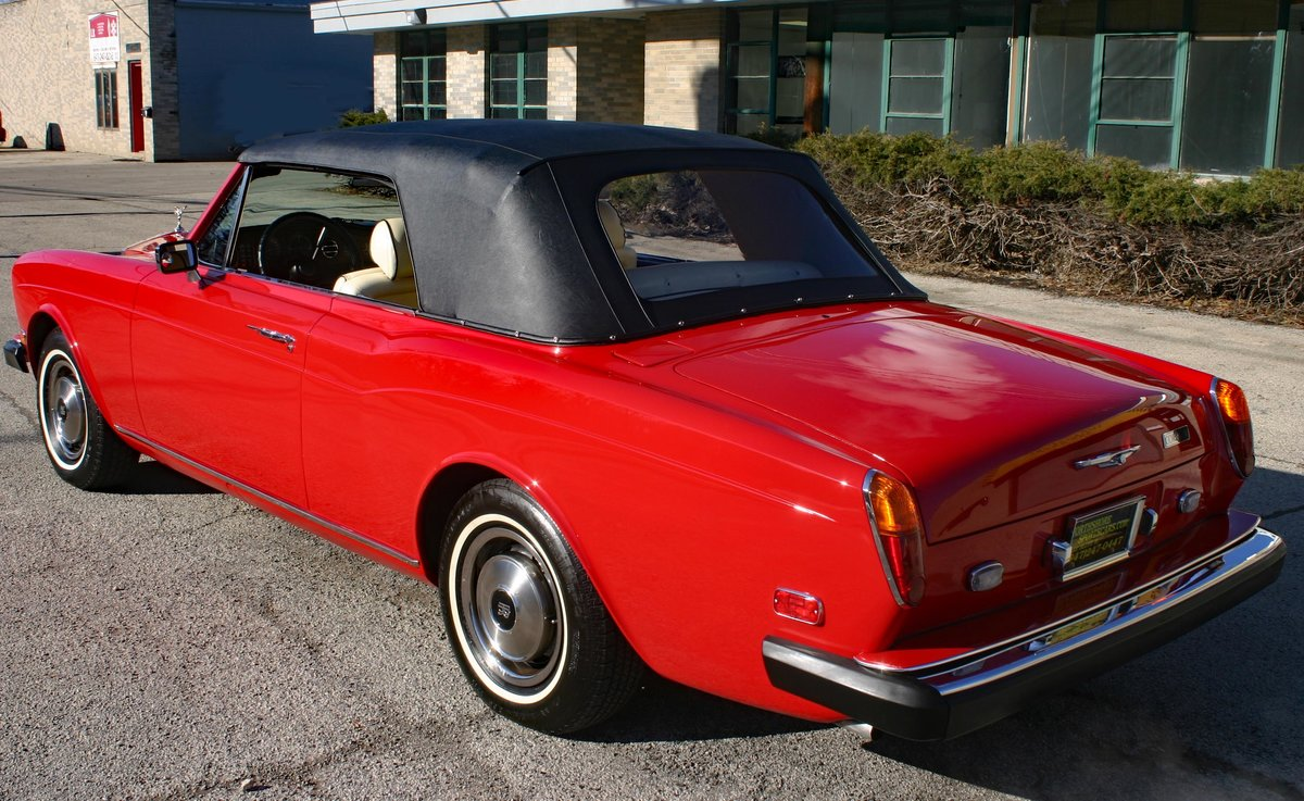 1973 Rolls Royce Corniche SOLD (picture 4 of 6)