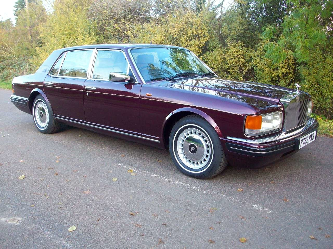 1997 ROLLS-ROYCE SILVER DAWN SOLD (picture 1 of 6)