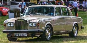 1977 Rolls Royce Silver Shadow II Stunning