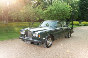 1977 Silver Shadow Ii Auto 6.8 4d Saloon Petrol, Motor Show Car,  For Sale