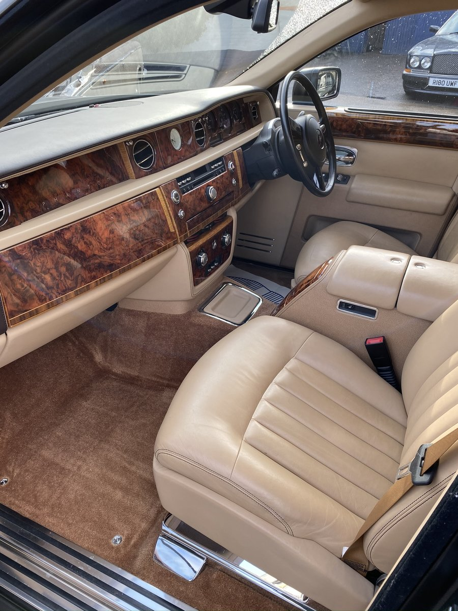 2007 Rolls-Royce Phantom For Sale | Car And Classic