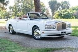 2002 Rolls-Royce Corniche Convertible Ivory(~)Ginger $117k
