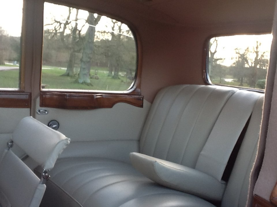 1934 Rolls Royce 20/25 Limousine For Sale (picture 2 of 6)